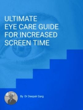 Ebook for screen time